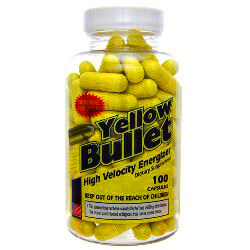 Safe Ephedra Alternatives - Yellow Bullet