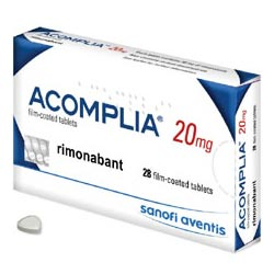 Psychiatric Side Effects of Acomplia
