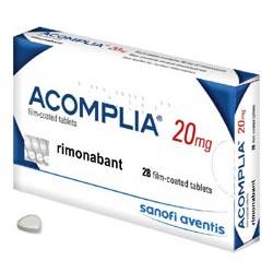 Psychiatric Side Effects of Acomplia