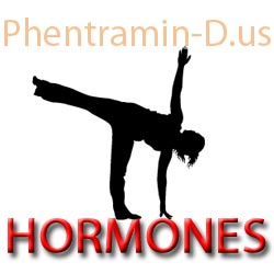 For some people, hormonal imbalances can cause weight gain or make losing weight more difficult.