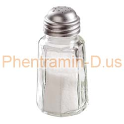 A diet high in sodium can cause water retention and other health problems associated with weight gain.