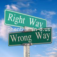 wrong way to use Phentramin-D