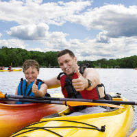 Keep Your Family Active on days off
