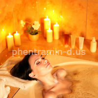 Can hot baths promote weight loss