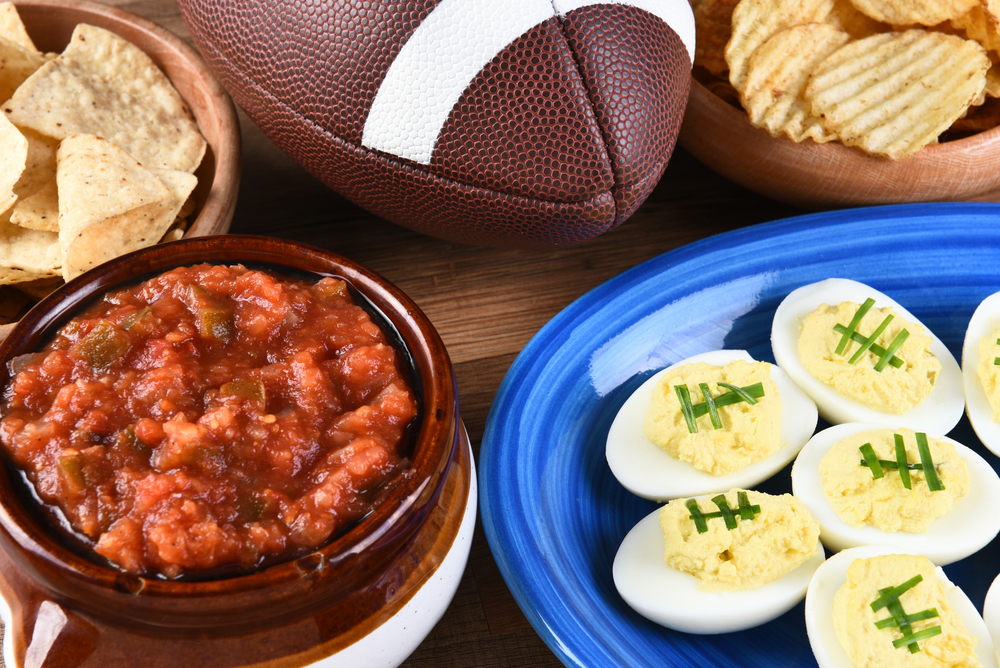best and worst tailgate party foods