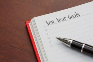 New Years fitness resolutions