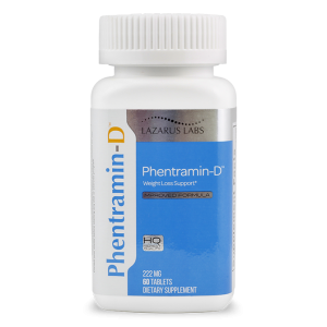 Phentramin-D Diet Pill Ingredients 2018