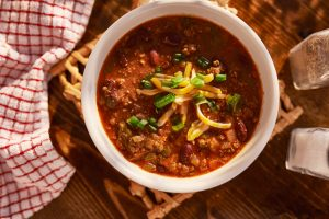 healthy chili recipe for weight loss