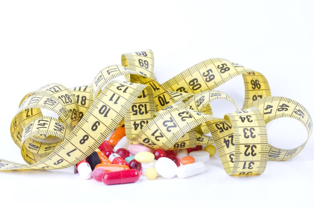 Appetite Suppressant Drugs Used to Treat Obesity