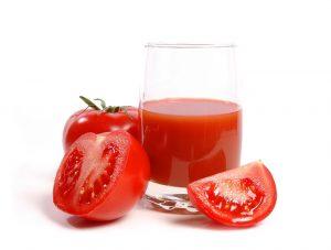 Tomato Juice in Top Dieting Foods