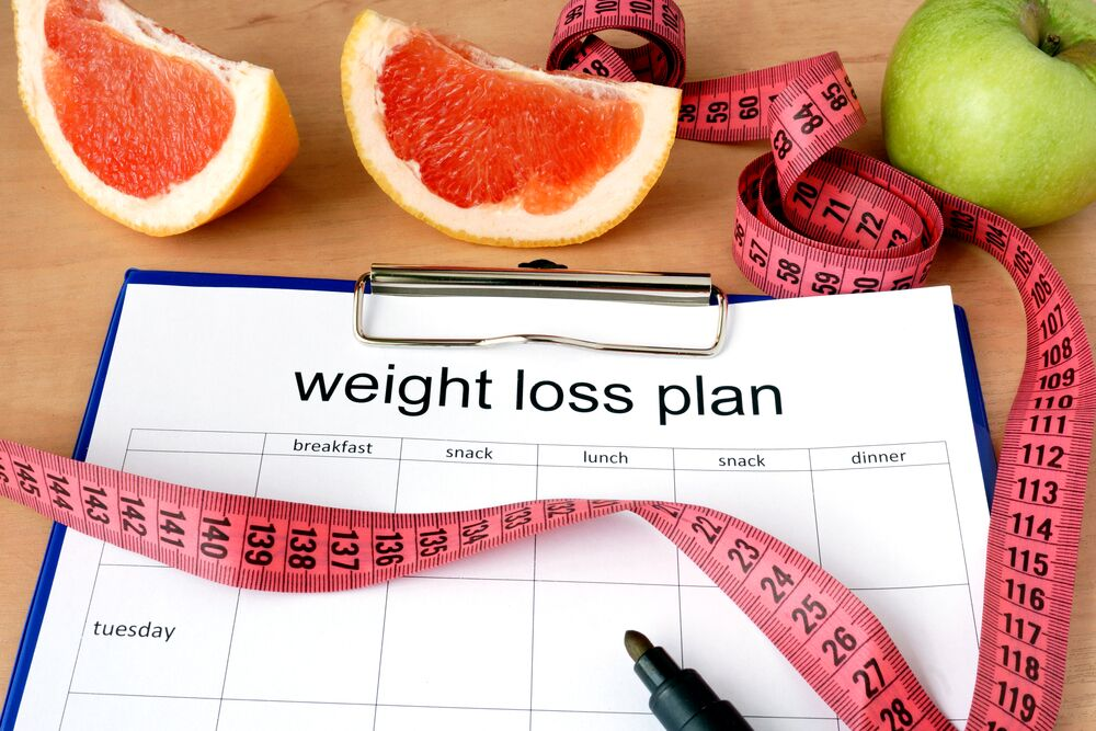 Easy Weight Loss Goal Setting Tips You Can Really Use