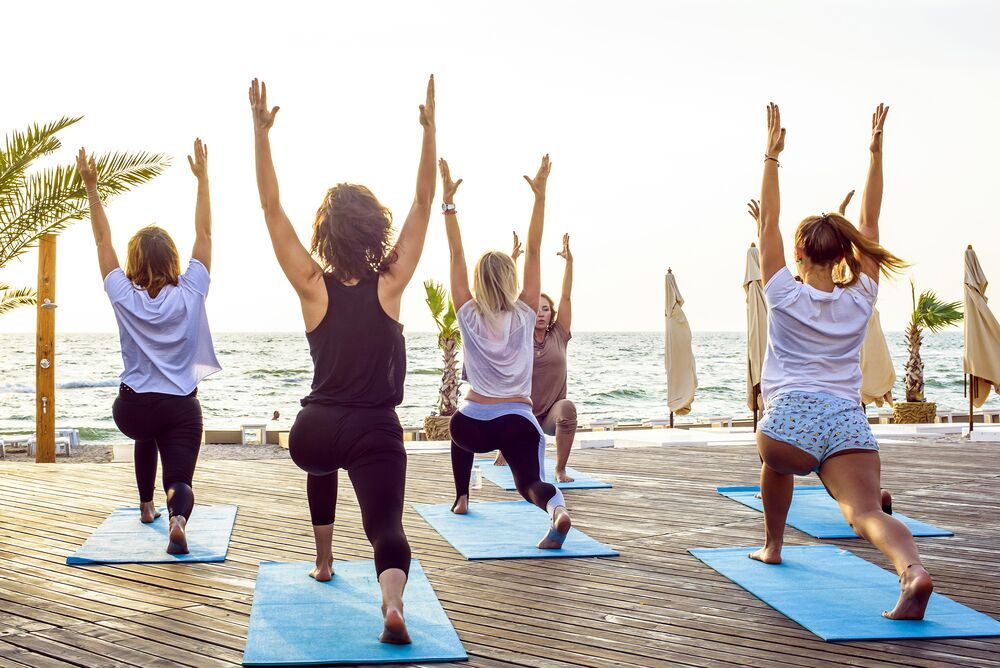 This Year's Fitness Trends Use the Power of the Mind