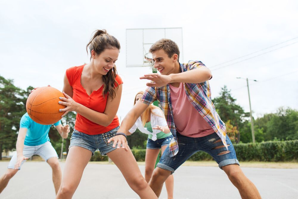 Most Teens Don't Meet Exercise Minimums (or other vital health measures)