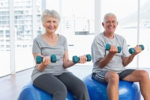 Prevent Age-Related Weight Gain
